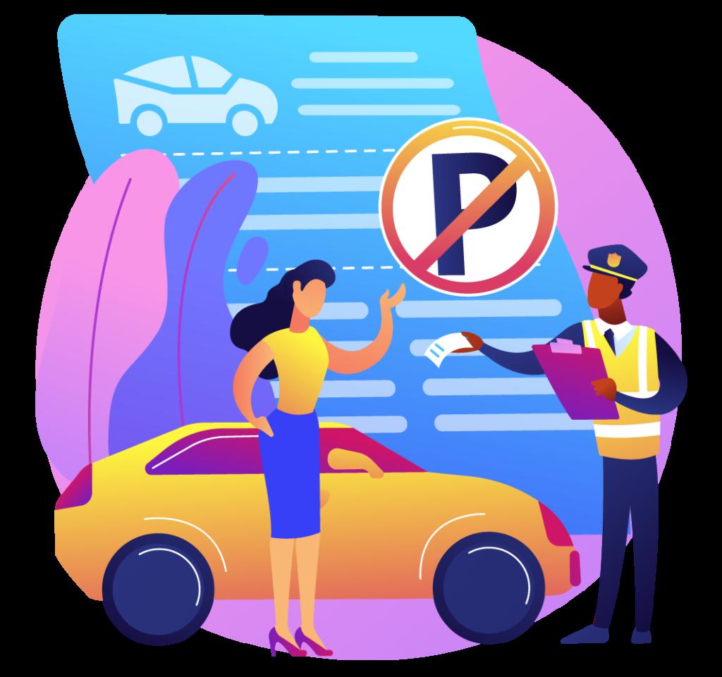 Zeusfy: anular multa aparcamiento