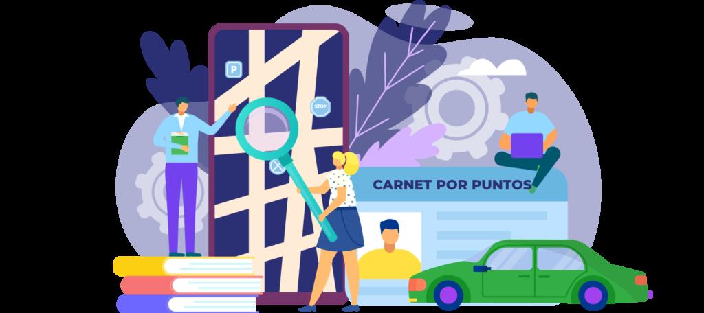 Zeusfy: nueva normativa del carnet por puntos