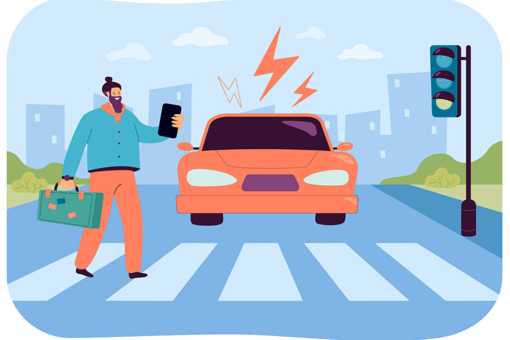 Zeusfy: cómo funcionan los radares callejeros para peatones