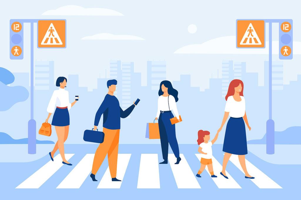 Zeusfy: qué son los radares para peatones